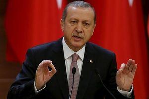 Thổ Nhĩ Kỳ sẽ khởi động chiến dịch quân sự ở Syria bất cứ lúc nào