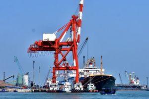 Bình Định: Cảng Quy Nhơn đón tấn hàng thứ 8 triệu