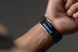 Microsoft khoe thiết bị đeo hỗ trợ bệnh nhân Parkinson