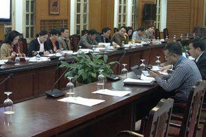 Bộ VHTTDL lựa chọn triển khai dữ liệu Hệ tri thức Việt số hóa