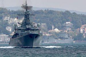 Địa Trung Hải 'dậy sóng': Mối đe dọa Nga, Thổ và Iran từ đòn vây áp sát Israel