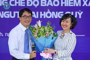 Giáo sư Mai Hồng Quỳ được mời làm Hiệu trưởng Đại học Hoa Sen