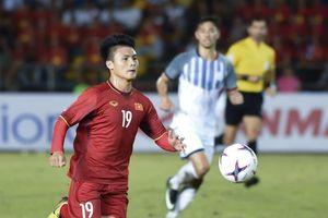 Quang Hải đứng đầu trong 10 sao trẻ của AFC