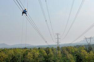 Gần 12.000 tỷ làm thêm đường dây 500 kV giúp miền Nam tránh thiếu điện