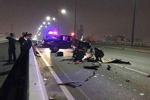 Nam thanh niên tử vong sau tai nạn trên cầu Sài Gòn