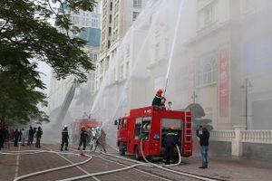 Nam Từ Liêm chú trọng công tác phòng cháy, chữa cháy