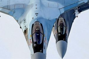 Tiêm kích Su-35 vượt quá mong đợi của Nga ở Syria