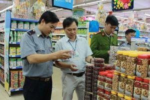 Kiểm soát chặt thị trường thực phẩm