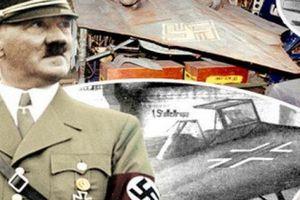 Té ngửa dự án siêu vũ khí bí mật của phát xít Đức