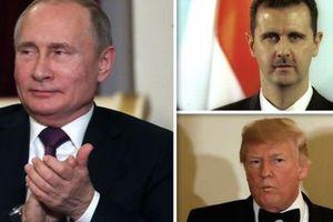 Putin tung chiến thuật hiểm hóc ép Mỹ cuốn gói khỏi Syria