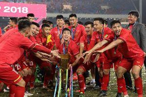 Danh sách tập trung đội tuyển Việt Nam chuẩn bị cho VCK châu Á 2019