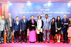 Bế mạc hội nghị 'Quốc hội và các mục tiêu phát triển bền vững'
