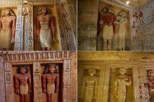 Ngôi mộ 4.400 năm tuổi được phát hiện ở Ai Cập