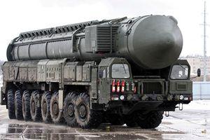 Nga hoàn thiện căn cứ 'khủng' dành cho siêu tên lửa Sarmat