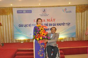 Ngôi nhà chung của phụ nữ và trẻ em gái khuyết tật