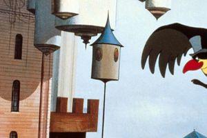 Xem phim 'Nhà vua và chú chim nhiều chuyện'