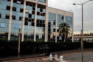 Trụ sở Đài Truyền hình lớn nhất Hy Lạp SKAI TV bị tấn công