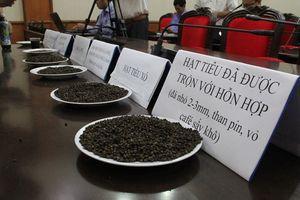 Vụ nhuộm phế phẩm cà phê bằng pin để trộn vào hồ tiêu: Dời lịch xét xử