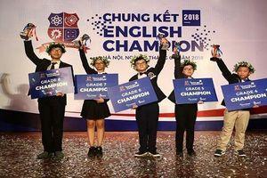 English Champion sẽ là sân chơi kiến thức tổng hợp bằng tiếng Anh lớn nhất tại Việt Nam
