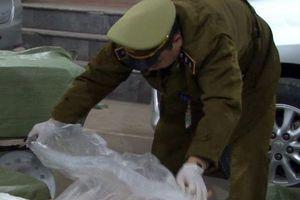 Tin tức ngày 18/12: Chặn bắt gần 1 tấn nầm lợn thối tại Lạng Sơn