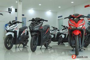 Giá xe Honda Vario 125 mới nhất tháng 12/2018 tại đại lý Việt Nam