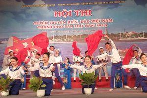 Cần Thơ: Thi tuyên truyền về biển, đảo Việt Nam