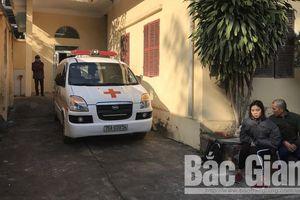 Nóng: Hai đối tượng cướp của, sát hại một phụ nữ ở Bắc Giang