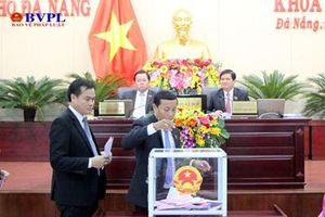 HĐND TP. Đà Nẵng lấy phiếu tín nhiệm đối với 24 chức danh chủ chốt HĐND và UBND