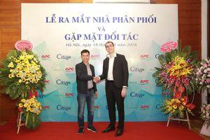 Schneider Electric ký kết hợp tác phân phối chiến lược với Công ty Cổ phần Citigo Power Việt Nam