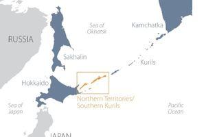 Nga chuẩn bị điều binh sĩ đến quần đảo tranh chấp với Nhật
