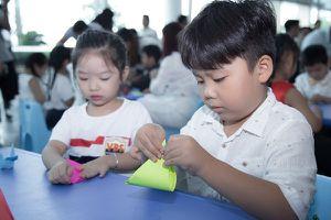 Gấp hạc giấy để cứu lấy trẻ mắc bệnh tim bẩm sinh