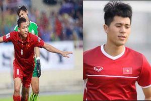 Anh Đức, Đình Trọng nói gì khi bị thầy Park loại khỏi tuyển Việt Nam dự Asian Cup 2019?
