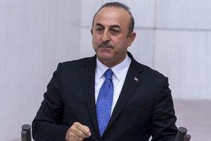 Thổ Nhĩ Kỳ ủng hộ kế hoạch của LHQ về hiến pháp mới của Syria