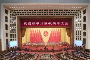 Chủ tịch Tập Cận Bình kêu gọi tăng cường năng lực 'cải tiến và đương đầu'