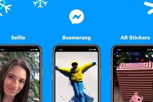 Facebook thêm tính năng Boomerang trên Messenger, chế độ Selfie mới