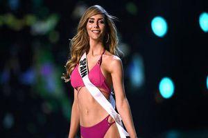 Nhan sắc người đẹp chuyển giới đầu tiên dự thi hoa hậu hoàn vũ
