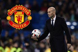 Top 10 ứng viên thay thế Mourinho dẫn dắt M.U: Zidane số một