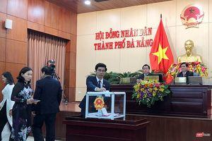Đà Nẵng: Đã lấy phiếu tín nhiệm 24 chức danh, sáng mai sẽ công bố kết quả