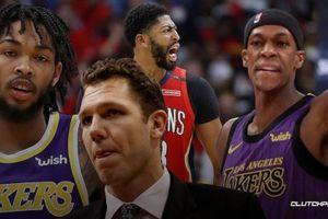 Los Angeles Lakers sẽ có đội hình mạnh nhất để đụng độ 'Bầy bồ nông'
