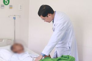 Phẫu thuật thành công bệnh nhân bị rò tiêu hóa 3 năm