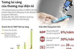Tạo đà cho thương mại điện tử phát triển