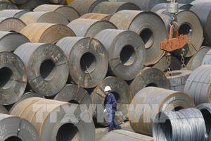 Giá thép và quặng sắt của Trung Quốc bắt đầu tăng