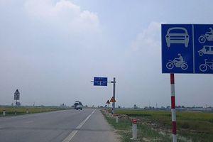 Di dời BOT Tân Đệ: Lập trạm thu phí mới cho tuyến tránh quốc lộ 10