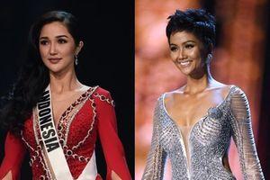 H'Hen Niê hé lộ lý do đại diện Indonesia không bắt tay thí sinh Việt Nam tại chung kết Miss Universe