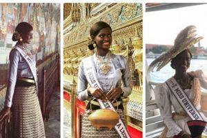 Tấm chân tình người Thái Lan dành cho Hoa hậu nghèo Sierra Leone