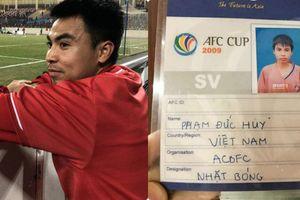 Đức Huy và sự thay đổi qua từng bức ảnh: Từ cậu bé nhặt bóng thành tuyển thủ vô địch AFF Cup