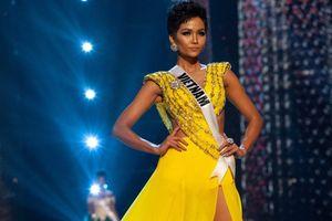 Ai giúp H'Hen Niê diễn catwalk xuất thần và có cú xoay người lịch sử tại Hoa hậu Hoàn vũ?