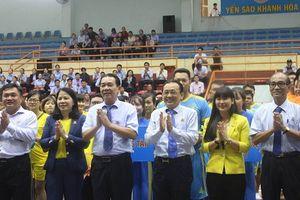 Yến sào Khánh Hòa tổ chức Hội thao truyền thống lần thứ XIII năm 2018