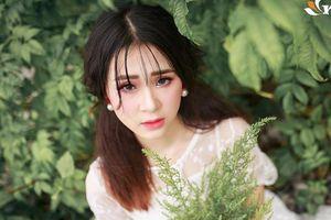Lộ ảnh nhan sắc đời thường đẹp 'không tì vết' của 10X Hòa Bình đoạt danh hiệu Á khôi 2 Hoa khôi Sinh viên 2018