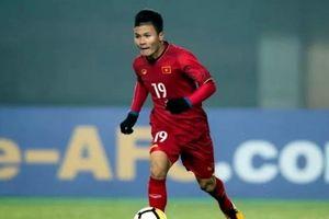 Quang Hải lọt top những ngôi sao trẻ đáng chú ý tại Asian Cup 2019